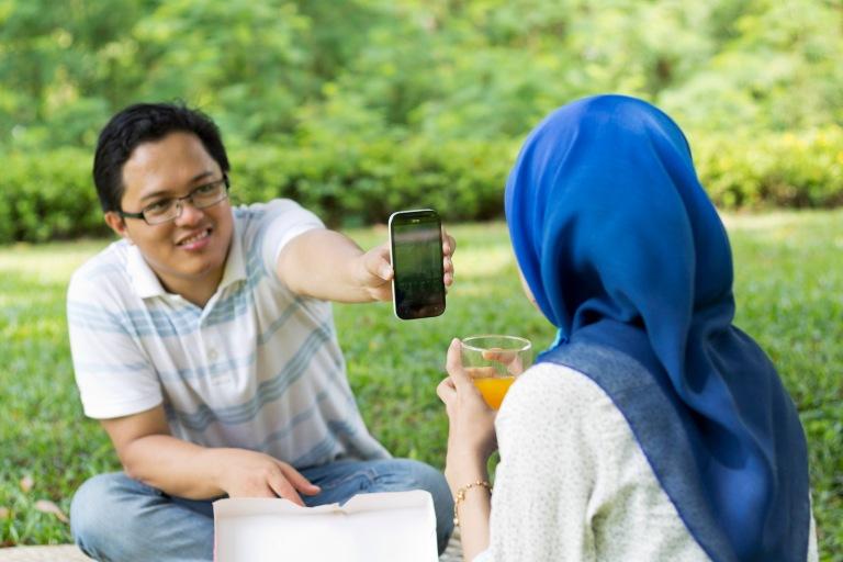 Pre-wed Taman Wawasan Putrajaya
